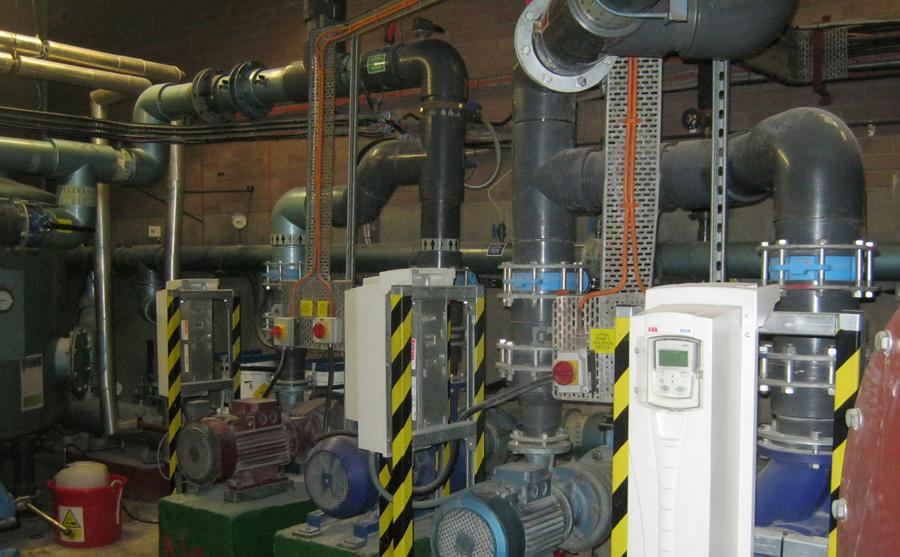 Energy Audit – Leisure Centre, Kendal