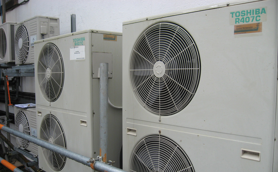 TM44 Air Con Assessment – Penrith Town Hall